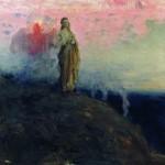LA temptation de Jésus dans le désert